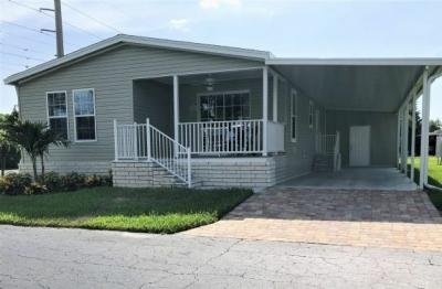 Mobile Home at 12 New York Drive New Smyrna Beach, FL 32168