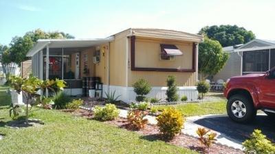 Mobile Home at 1806 NW 22nd St Lot #410 Boynton Beach, FL 33436