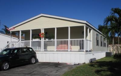 Mobile Home at 2002 NW 22nd St Lot 406 Boynton Beach, FL 33436
