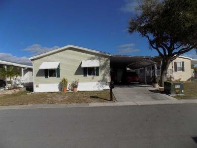Mobile Home at 15108 Johansson Hudson, FL 34667