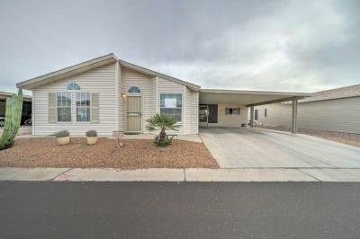 Mobile Home at 3301 South Goldfield Rd. #1040 Apache Junction, AZ 85119