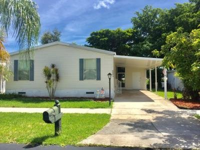 Mobile Home at 6624 NW 32nd Ave Coconut Creek, FL 33073