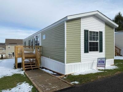 Mobile Home at 139 Mountaineer Village Morgantown, WV 26508
