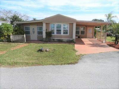 Mobile Home at 253 Pleasantview Loop Frostproof, FL 33843