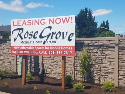 Mobile Home at 3839 Pacific Avenue Forest Grove, OR 97116
