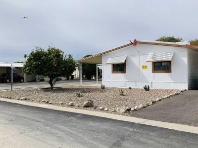 Mobile Home at 1302 W. Ajo #86 Tucson, AZ 85713