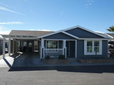 Mobile Home at 1110 North Henness Rd. #2014 Casa Grande, AZ 85122