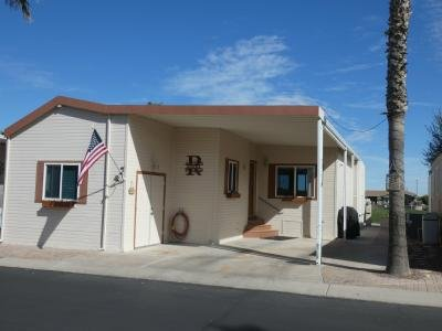 Mobile Home at 1110 North Henness Rd. #1887 Casa Grande, AZ 85122