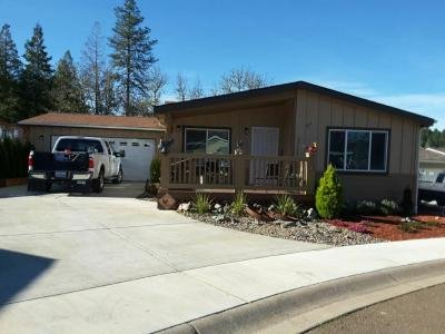 Mobile Home at 193 Lucky Ridge Lp. Canyonville, OR 97417