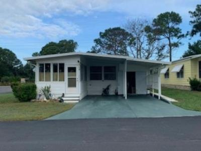 Mobile Home at 21 Camino Real Drive Edgewater, FL 32132