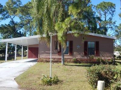 Mobile Home at 19217 Cedar Crest Ct. North Fort Myers, FL 33903