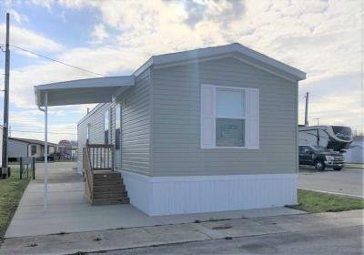 Mobile Home at 30700 Drouillard Rd. Lot #215 Walbridge, OH 43465