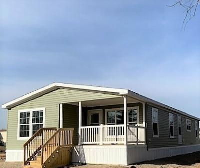Mobile Home at 1287 Powder Horn Court Mount Pleasant, MI 48858