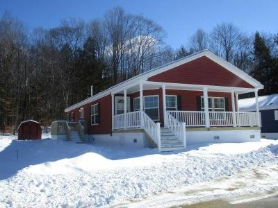 Mobile Home at 2025 Route 9N, Lot 159 Greenfield Center, NY 12833