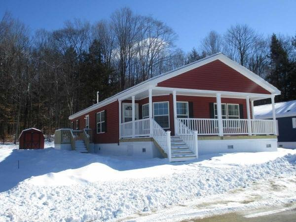 Photo 1 of 2 of home located at 2025 Route 9N, Lot 159 Greenfield Center, NY 12833