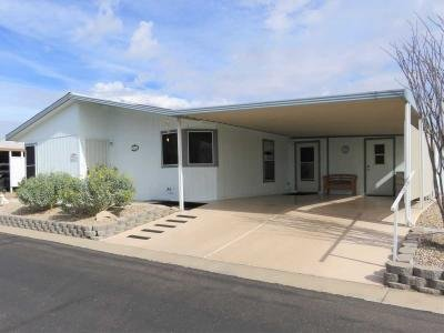 Mobile Home at 3700 S, Ironwood Dr., #195 Apache Junction, AZ 85120