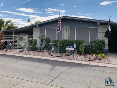 Mobile Home at 120 N Val Vista Dr Mesa, AZ 85213