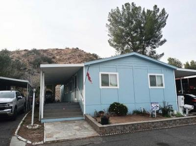 Mobile Home at 16274 Vasquez Canyon Rd Sp #98 Canyon Country, CA 91351
