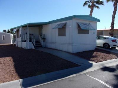 Mobile Home at 5805 W Harmon Ave Las Vegas, NV 89122
