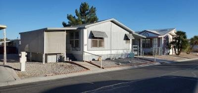 Mobile Home at 5805 W Harmon Ave Sp#218 Las Vegas, NV 89103