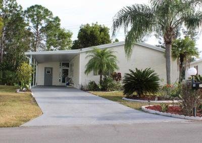 Mobile Home at 3918 Wildview Crt North Fort Myers, FL 33917