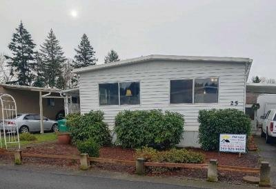 Mobile Home at 13900 SE Hwy 212 #25 Clackamas, OR 97015