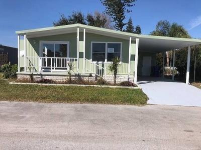 Mobile Home at 72 Commonwealth Drive Vero Beach, FL 32966