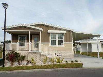 Mobile Home at 7136 Bartlett Ct. Ellenton, FL 34222