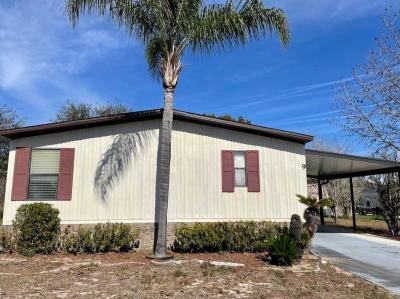 Mobile Home at 9 Franklin Circle Sorrento, FL 32776