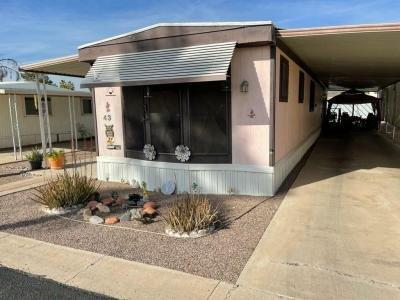 Mobile Home at 1505 N Evergreen #43 Chandler, AZ 85225