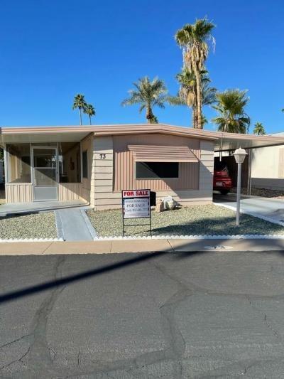 Mobile Home at 303 S Recker #73 Mesa, AZ 85206