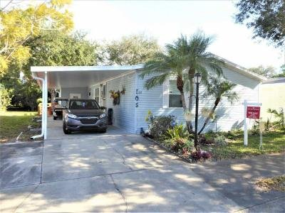 Mobile Home at 105 Three Bears Trail Ormond Beach, FL 32174