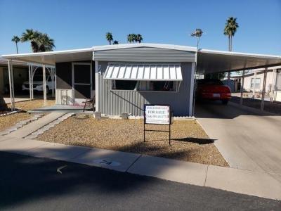 Mobile Home at 303 S Recker #74 Mesa, AZ 85206
