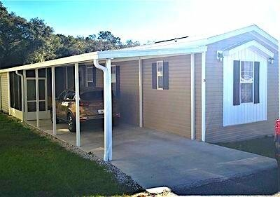 Mobile Home at 2934 Griffin View Dr Lot 29 Lady Lake, FL 32159