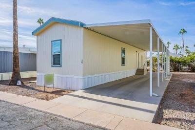 Mobile Home at 2701 E. Allred Ave Lot #39 Mesa, AZ 85204