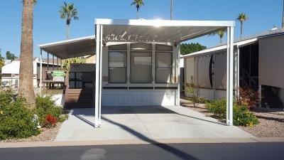 Mobile Home at 318 S Crismon Rd. #58 Mesa, AZ 85208