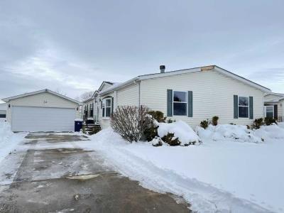 Mobile Home at 34 Petunia Cir Matteson, IL 60443