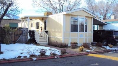 Mobile Home at 493 Hot Springs Rd.# 11 Carson City, NV 89706