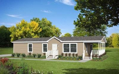 Mobile Home at 42 Pheasant Glen Collinsville, IL 62234