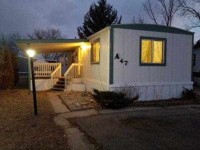 Mobile Home at 221 W 57th St #47A Loveland, CO 80538