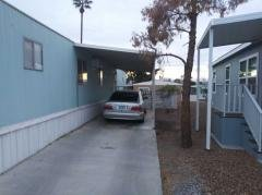 Photo 1 of 8 of home located at 1601 Sandhill #197 Las Vegas, NV 89104