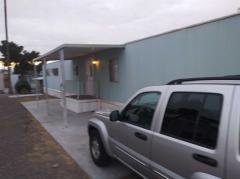 Photo 3 of 8 of home located at 1601 Sandhill #197 Las Vegas, NV 89104