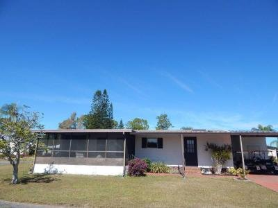 Mobile Home at 19116 Indian Wells Ct. North Fort Myers, FL 33903