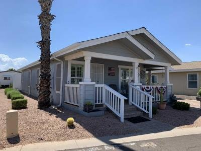 Mobile Home at 201 S Greenfield Rd #296 Mesa, AZ 85206
