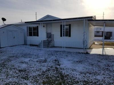Mobile Home at 588 Beechwood Drive Adrian, MI 49221