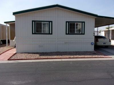 Mobile Home at 4800 Vegas Valley Las Vegas, NV 89121