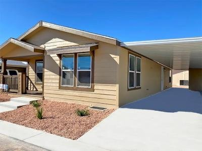 Mobile Home at 8500 E. Southern Avenue, #226 Mesa, AZ 85209