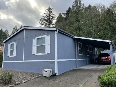 Mobile Home at 17803 S Greenfield Dr Oregon City, OR 97045