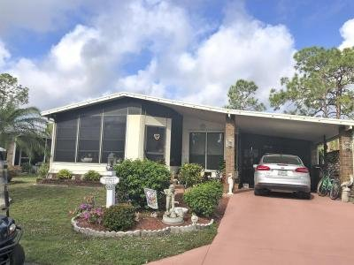 Mobile Home at 19561 Cotton Bay   #53 North Fort Myers, FL 33903