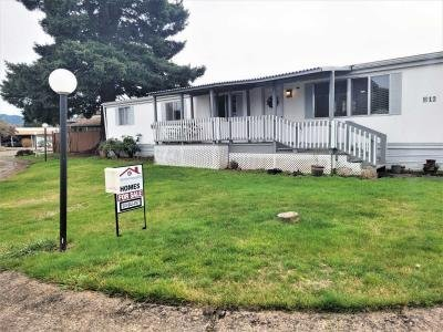 Mobile Home at 77500 S Sixth Street, Sp. #e-12 Cottage Grove, OR 97424